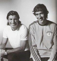 Luis Figo & Raúl