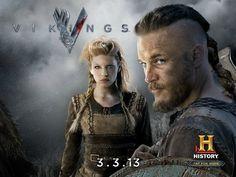 Vikings : entrevue avec lactrice Katheryn Winnick | TVQC