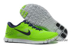 new style 15006 e61ed Men Nike Free 4.0 V2 Green Blue Black White TopDeals, Price   66.06 -  Adidas Shoes,Adidas Nmd,Superstar,Originals