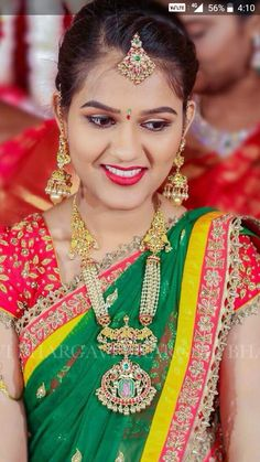 Cleaner For Gold Jewelry Gold Wedding Jewelry, Gold Jewellery, Bridal Jewellery, Italian Gold Jewelry, South Indian Jewellery, South Indian Bride, Muslim Women, Bridal Looks, Fashion Outfits
