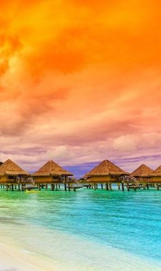 Bora Bora, French Polynesia | Bora Bora is one of world's most exotic and idyllic destinations. Spectacular landscapes featuring panoramic ocean views lined with sugar-white beaches are common place in this island paradise. Cruise with Royal Caribbean to Bora Bora and explore the seductive charms of this Pacific playground.