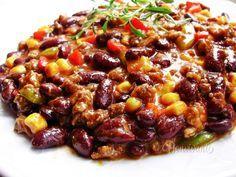 Čertovský guláš Mince Recipes, Cooking Recipes, Healthy Recipes, Czech Recipes, Ethnic Recipes, Good Food, Yummy Food, Hungarian Recipes, Hungarian Food