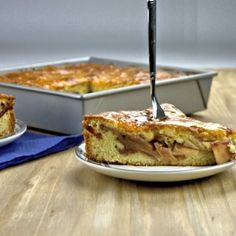 Two Layer Apple Banana Cake-Your source of sweet inspirations!...