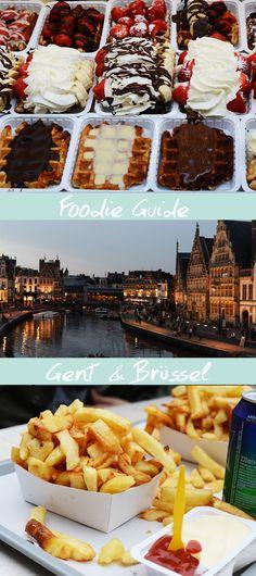 Where to eat Gent & Brüssel | Von Pommes und Waffeln #Travel #Belgien #Reisen #Reiseblog #Brüssel #Gent #Belgium