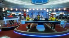 "Star Trek: Bridge Crew no longer requires VR  ||  In a surprising move today, Ubisoft has announced that Star Trek: Bridge Crew is no longer a VR-exclusive title. According to a Steam Community post the update is being delivered by way of a ""broad… https://venturebeat.com/2017/12/23/star-trek-bridge-crew-no-longer-requires-vr/?utm_campaign=crowdfire&utm_content=crowdfire&utm_medium=social&utm_source=pinterest"