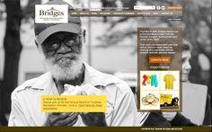 Bridges. This new branding resulted in a 25% increase in donations.