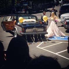 Congratulations @dwallis12 @misshayleypaige Such a beautiful wedding! #JustMarried #ThankHeavenForSevenEleven