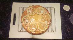 Vegan Lemon Cheesecake with Candied Lemons and White Chocolate Embellishments.