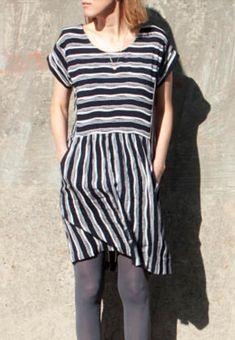 Forsythe Dress - The Fold Line