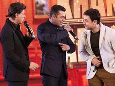 Salman Khan or Aamir Khan, who is Shah Rukh Khan closer to? Here's the answer…
