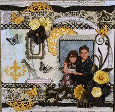 Cherished Moments **Swirlydoos** - Scrapbook.com