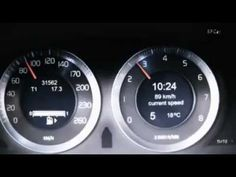 Volvo S60 acceleration 100 - 385 km/h One of The Fastest Car In The World