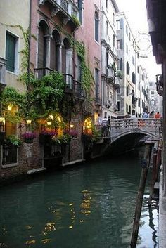 Venice, Italy- My sister KelliAnn LOVED this place...