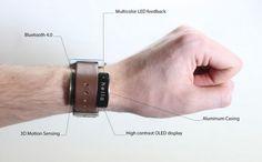Pequeño gadgets que transforma un reloj pulsera o una simple pulsera en un smartwatch