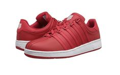 $53.99 free shipping Rare K-Swiss Men's Classic VN Fashion Sneaker Mars Red/ White 9.5 M US #KSwiss #AthleticSneakers