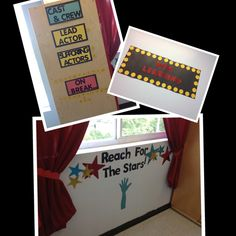 room jobs and student goals Hollywood Theme Classroom, Classroom Themes, Classroom Organization, Welcome Note, Student Goals, Lights Camera Action, Movie Themes, Reaching For The Stars, Back To School