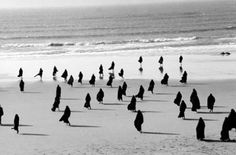 Serie Éxtasis / Rapture Series,1999 by Shirin Neshat