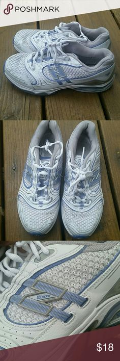 Womens New Balance 1010 Shoes Minor stain on front (in pic) other than That great pair of shoes. Insoles were taken out so have to be replaced. New Balance Shoes Athletic Shoes