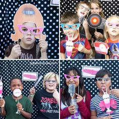 The original place for Printable party designs! Personalized party decorations for all occasions. Download our 1950s Style Printable Photo Booth Props!