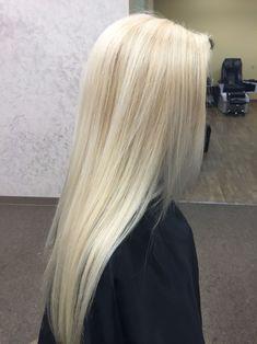 Platinum blonde - - Platinum blonde Hair by Meg Platinblond Blonde Hair Shades, Light Blonde Hair, Blonde Hair Looks, Platinum Blonde Hair, Super Blonde Hair, Bleach Blonde Hair, Blonder Afro, Aesthetic Hair, Grunge Hair