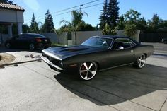 1970 plymouth barracuda. Would play Heart's Barracuda song and cruise!