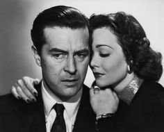 The Lost Weekend-Ray Milland and Jane Wyman star in the story of an alcoholic writer. This was one of the first movies to deal with this subject.