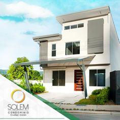Solem Condominio Es un acogedor proyecto compuesto por 40 residencias, caracterizadas por sus diseños contemporáneos.  Contáctenos al 2249-5656 para más información.
