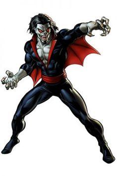 Doctor Michael Morbius aka Morbius