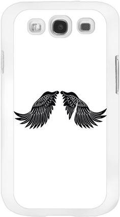 Kırık Kanatlar Kendin Tasarla - Samsung Galaxy S3 Kılıfları