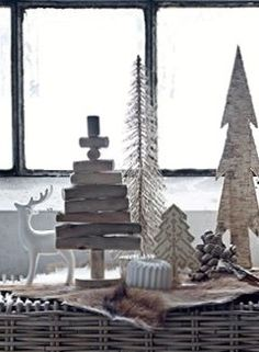 Kerstboom houten stokjes | KERST | WWW.ZINKENZO.NL