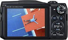 """Canon Powershot SX710 HS Appareil photo numérique Compact 20,3 Mpix Ecran LCD 3""""…"""