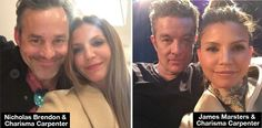'Buffy The Vampire Slayer' Reunion: Xander, Cordelia & Spike Meet Up In Paris — Pics