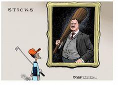 STICKS | Sep/4/14 WORLD Political Cartoons