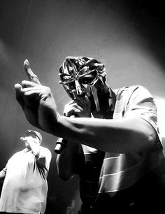 MF Doom The only true villain