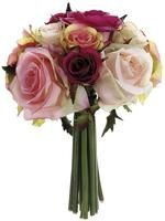 Wedding Flowers | Silk Rose and Peony Bouquet |Afloral.com