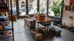 Jeremy Baras has seen the future of retailing and restaurants, and pop-ups are a major factor.