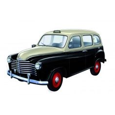 Solido diecast model cars and trucks are now available from uk diecast models buy online now!! Renault Colorale Taxi 1953