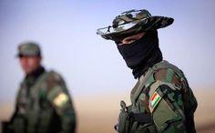kurdish special Force  Anti Terrorists .