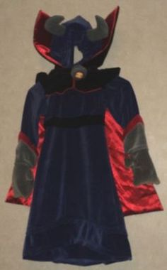 Disney Store Pixar Emperor Zurg Toy Story Halloween Costume Pre-owned    This Item is for sale at LB General Store http://stores.ebay.com/LB-General-Store   ~Free Domestic Shipping