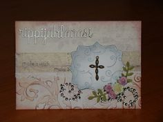 Confirmation card - rippikortti