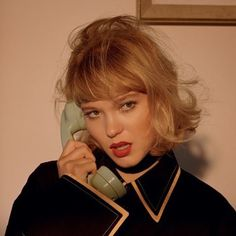 Léa Seydoux for DAZED mag