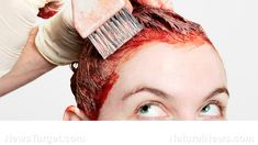 Woman ends up in emergency room after severe reaction to hair dye – NaturalNews.com