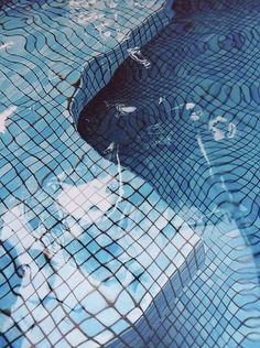 Mosaic pool