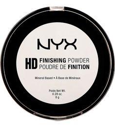 NYX COSMETICS High-definition finishing powder