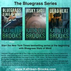 Calling All Bookaholics: Foster An Author Week Spotlight - Kathleen Brooks