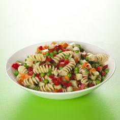 Børnenes pastasalat