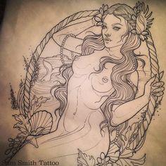 Merwoman by Sam Smith