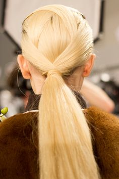 Fendi | Fall 2014 Ready-to-Wear Collection | Backstage #Bb
