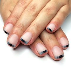 The best do it yourself pedicure tips from a nail pro diy pedicure nail art you can actually wear to work solutioingenieria Gallery