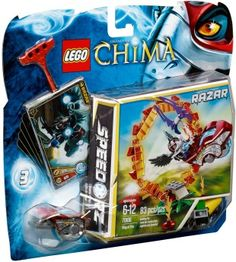 Chima - LEGO LEGENDS OF CHIMA Ring of Fire for sale in Nelspruit (ID:205569508)